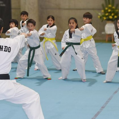 Taekwondo mixto