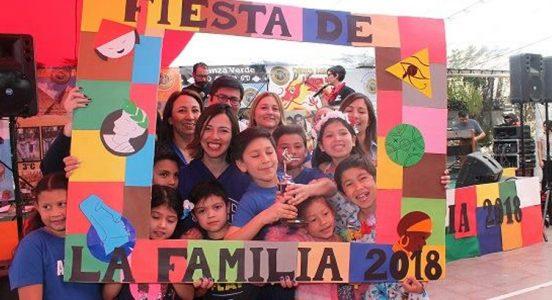 ¡Gran Fiesta de la Familia y la Chilenidad!