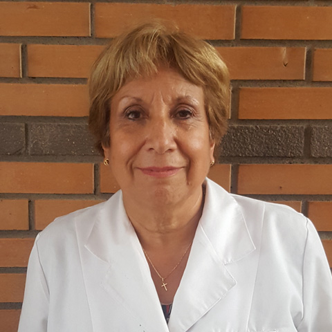 Miss Elba Pinto