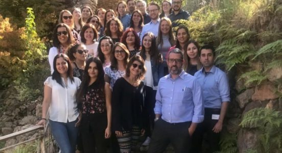 Docentes de Cognita participan en investigación educativa con UCL