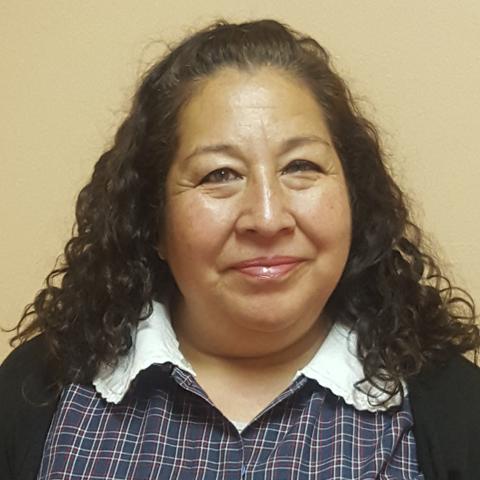 Miss Vilma Vargas