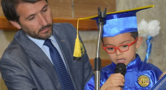 Graduaciones de Kínder 2018