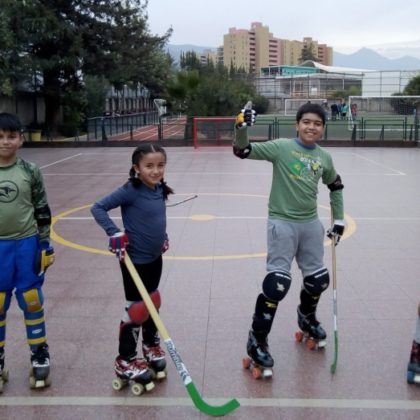 Hockey Patines mixto