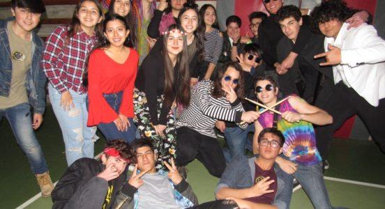 English Day: Bandas tributo deleitaron con sus presentaciones