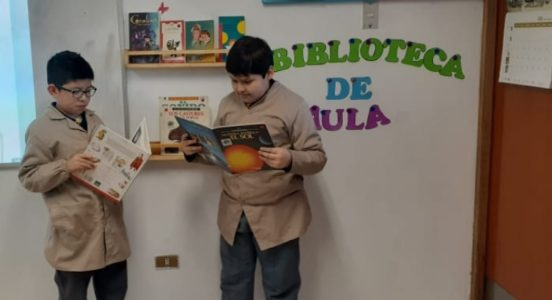 "Proyecto ""Biblioteca de Aula"""