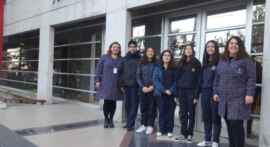 Alumnos del American British participaron en el proyecto Share a Story de nuestra red