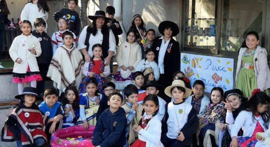 Fiesta de la Chilenidad Sede Primary