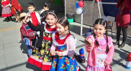 Fiesta de la Chilenidad en Sede First