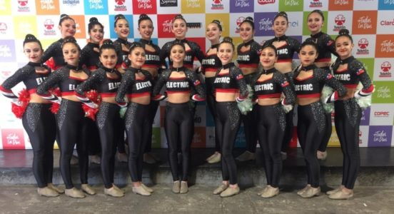 Electric Girls Junior campeonas en la 2° versión del All Dance
