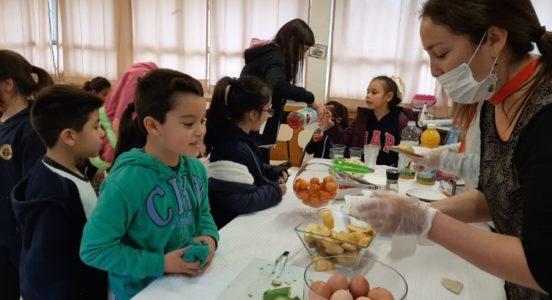 Global Be Well Day- Día del Bienestar 2019 en Primary