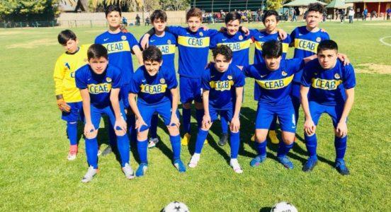 Selección de fútbol participa en la Copa Universidad Católica