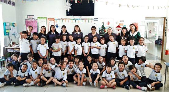 Profesoras de Sede Primary visitan a sus futuros alumnos