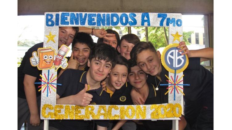 BIENVENIDA 7MOS AMERICAN BRITISH 06