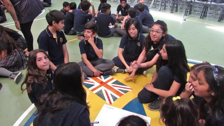 BIENVENIDA 7MOS AMERICAN BRITISH 31