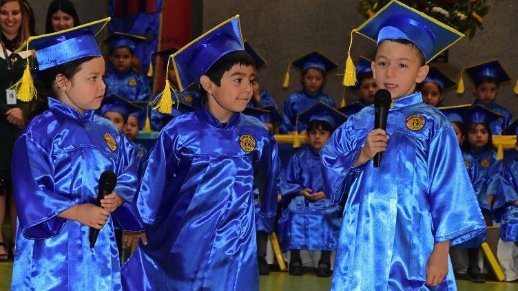 Ceremonia de Graduación Kínder