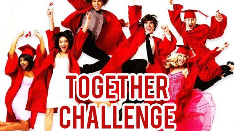 ⭐Los invitamos a sumarse al Together Challenge ⭐ – Sede Central