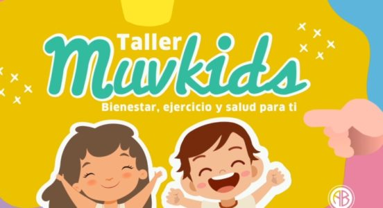 Taller de Bienestar MuvKids en Sede Primary