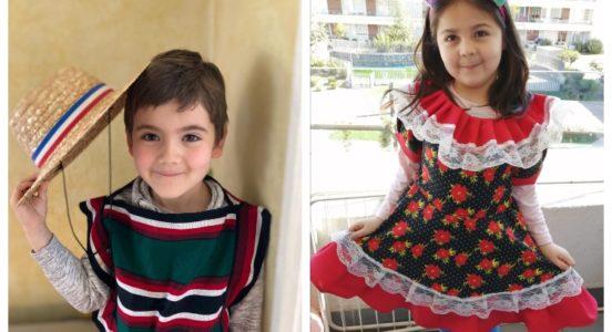 Celebración Fiestas Patrias en Sede Primary 🇨🇱