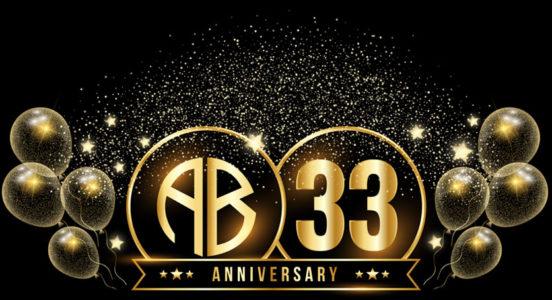 🥳Celebración de nuestro Aniversario N° 33
