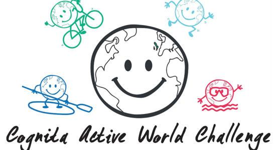 🌎¡Participa del Cognita Active World Challenge!💃🏻🏃🏻