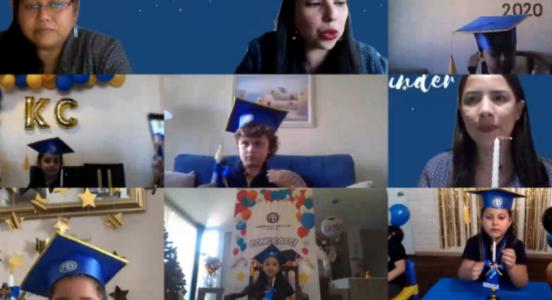 Ceremonia Online de Graduación Kínder 2020🎓