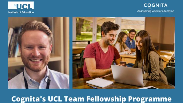Docentes de Cognita se especializan en University College London (UCL)