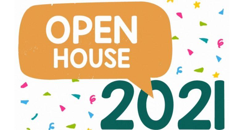 🎉Los invitamos a participar de nuestro Open House🎉