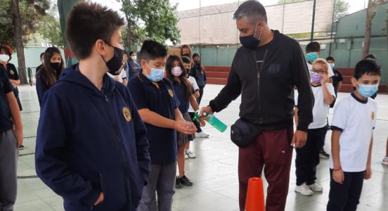 Primer simulacro 2021 de evacuación en caso de sismo