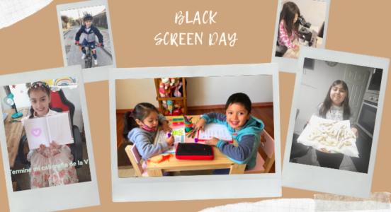 ⭐Black Screen Day en ABS⭐ Así lo vivieron nuestros estudiantes👨🎓👧🏻