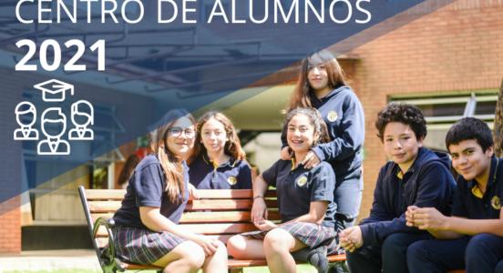 Nuevo Centro de Estudiantes 2021 de nuestro colegio