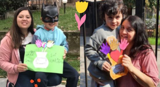 Celebración Día de la Madre💐Sede Primary