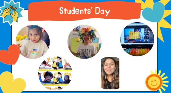 Celebramos a nuestros queridos alumnos y alumnas en su día