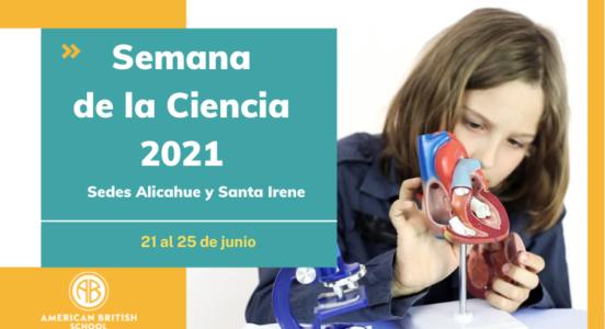 🔭🧪Coming Soon: Semana de la Ciencia en Sede Unificada👨🔬 👩🏻🚀