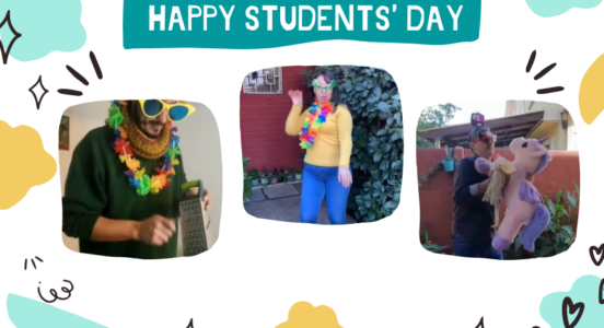 Saludo Día del Alumno – Sede Unificada