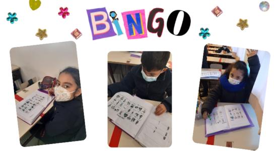 1° básicos aprenden las profesiones y oficios 👮♀️👨🏻⚕️ jugando Bingo