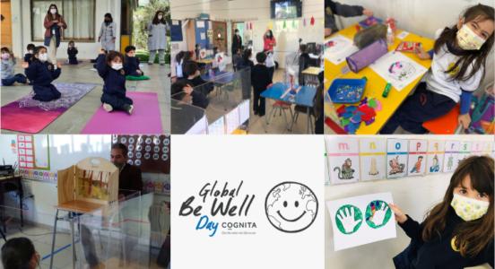 Global Be Well Day en Sede First