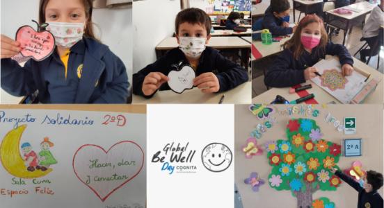 Global Be Well Day en Sede Primary